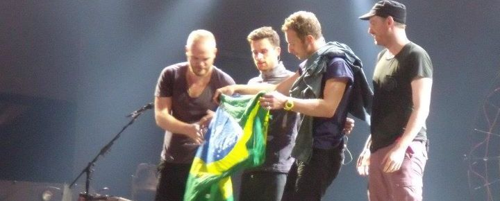 Coldplay no Rock in Rio 2011