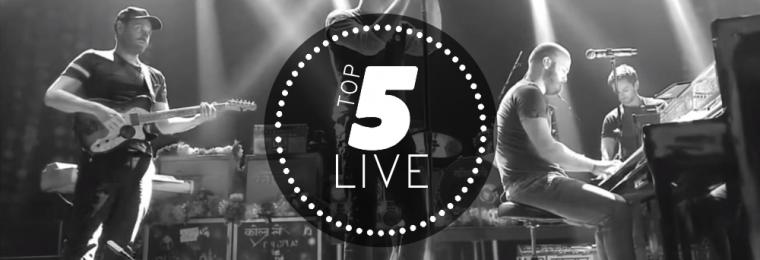TOP 5 Live